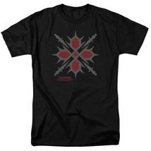 Vampire Knight t-shirt Japanese Anime fantasy black graphic tee VKNT103 image 1