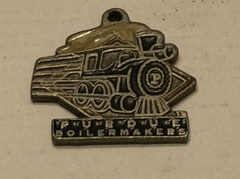 Vintage Watch Fob - Purdue Boilermakers - $30.00