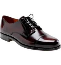 Cole Haan Hommes Bordeaux Cuir Pleine Fleur Caldwell Oxford Robe Shoes 8... - $79.18