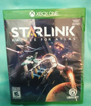 Starlink Battle for Atlas Xbox One New Factory Sealed - $9.99
