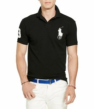 Polo Ralph Lauren Men's Short Sleeve Big Pony Logo Polo Shirt image 2