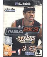 Nintendo Gamecube - NBA 2K3 - $18.00