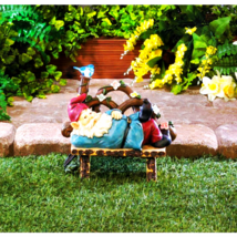 Solar Afternoon Nap Gnome - $25.38