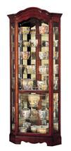 Howard Miller 680-249 (680249) Jamestown Lighted Curio Cabinet -Windsor ... - £1,225.51 GBP
