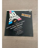 RICHARD RODGERS NO STRINGS ORIGINAL BROADWAY CAST Vinyl LP Album O-1695 ... - $7.50
