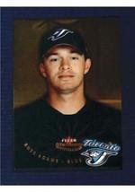 2005 Fleer Platinum  #125 Russ Adams ROO NM-MT  of 199         ID:93587 - $3.96