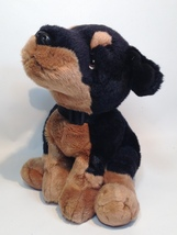 Russ Rottweiler Plush Purebred Puppy Dog Stuffed Animal Bean Bag Series ... - $24.99