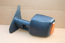07-13 Toyota Tundra Heated Power Door Tow Towing Mirror W/ Signal Driver Left LH image 2