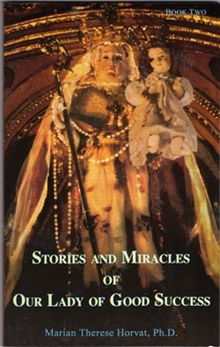 Stories and miracles of our lady of good success  a 8