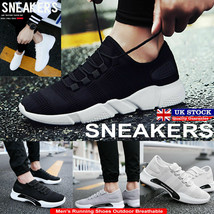 Mens Running Sports Shoes Trainers Gym Casual Walk Athletic Gym Fitness ... - $12.69+