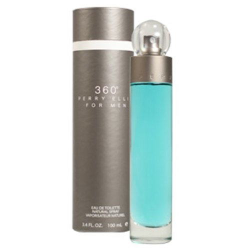 Primary image for Perry Ellis 360 By Perry Ellis For Men. Eau De Toilette Spray 3.4 Oz.