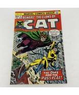 Cat #2 1972 Marvel Comics Bronze Age Hellcat Very Good Condition - $4.94