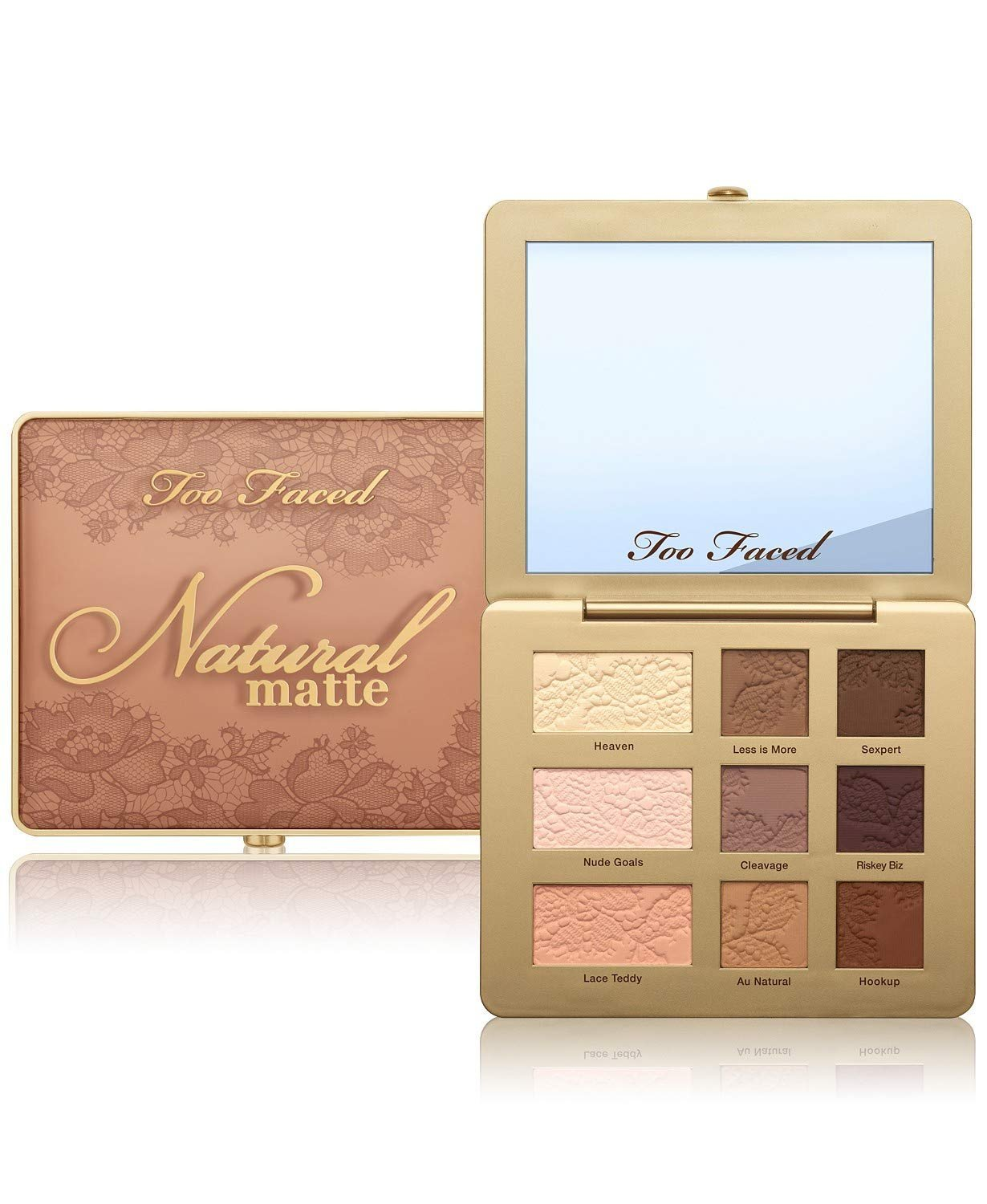 Primary image for Too Faced Natural Matte Eye Shadow Palette