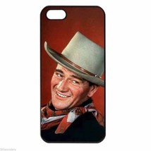 JOHN WAYNE TALL IN THE SADDLE Apple Iphone Case 4/4s 5/5s 5c 6 Plus 6s P... - $7.96