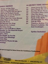 songs kids really love to sing ~ 21 bible songs & More Cd image 2