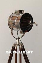 NauticalMart Marine Searchlight W/Tripod Floor Lamp For Living Room - $199.00