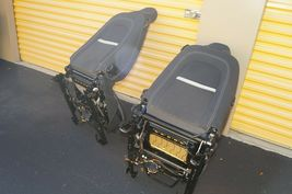 08 Volvo C30 R-DESIGN Front Seats W/ Airbags & Tracks image 12