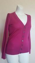 Ann Taylor Loft Button Down Cardigan Sweater Size Medium M - $21.27