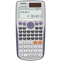 CASIO(R) FX115ESPLUS Natural Textbook Display Calculator - $36.19