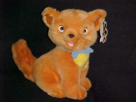 """9"""" Disney Toulouse Kitten Plush Cat With Tags From The Aristocrats Cute - $74.24"""