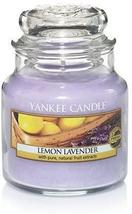 Yankee Candle Lemon Lavender Small Jar Candle 3.7 oz - $12.00
