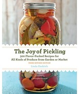 The Joy of Pickling, 3rd Edition: 300 Flavor-Packed Recipes for All Kind... - $16.09
