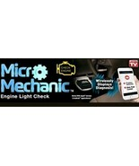 Micro Mechanic As Seen On TV Car Fault Reader Diagnostic Tool Scanner OD... - $25.00