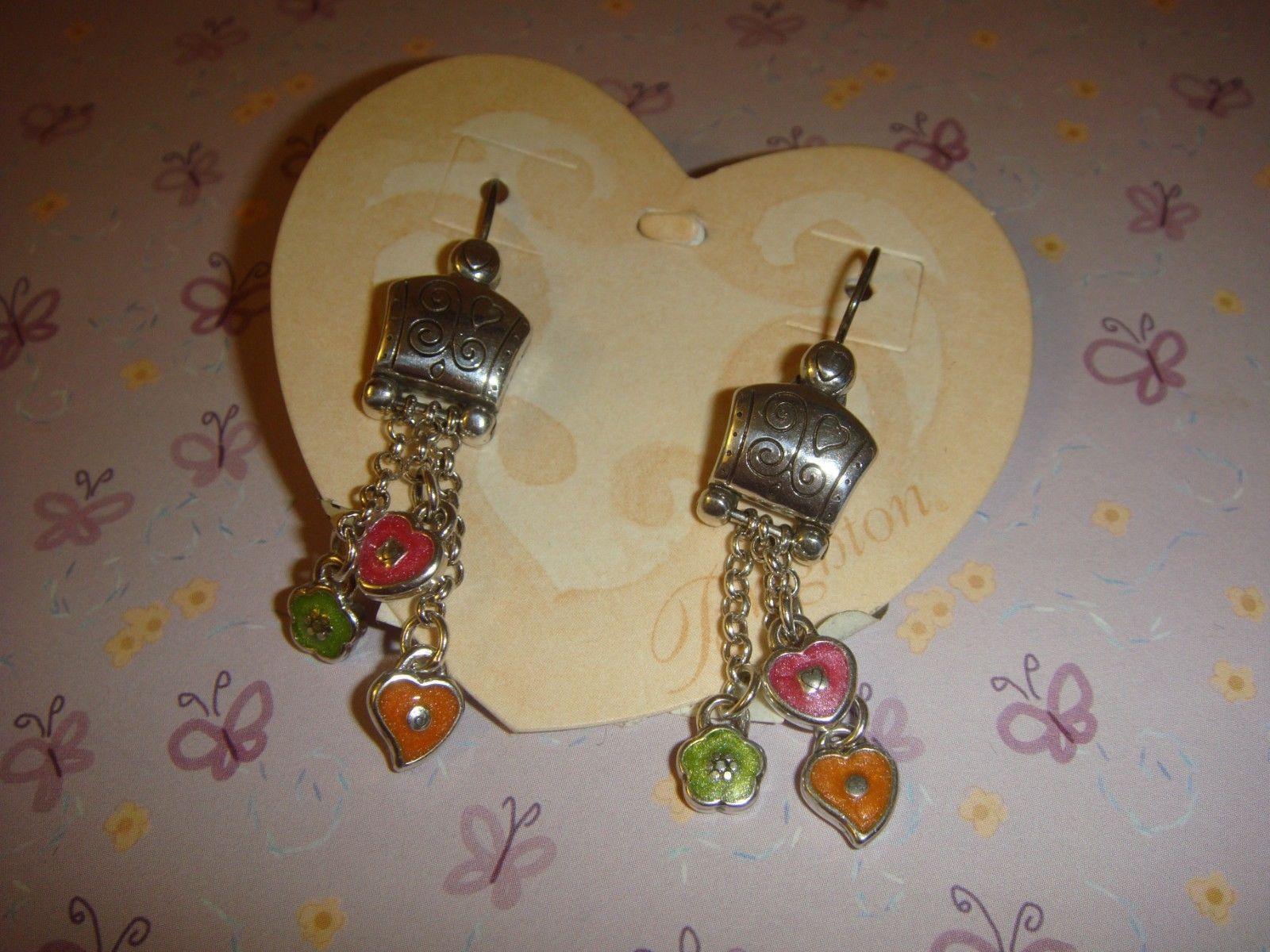 Brighton Havana Leverback Earrings