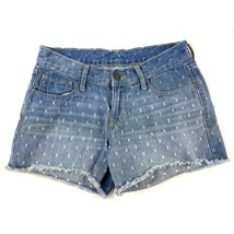 Old Navy Jean Shorts Size 0 Womens Cut Off - $15.00