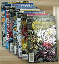 Clive Barker's HYPERKIND lot (7) issues as shown (1993/1994) Marvel Comics FINE- - $14.84