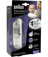 BBraun ThermoScan 5 ExactTemp Ear Thermometer IRT6500US New BoX FREE SHI... - $119.50
