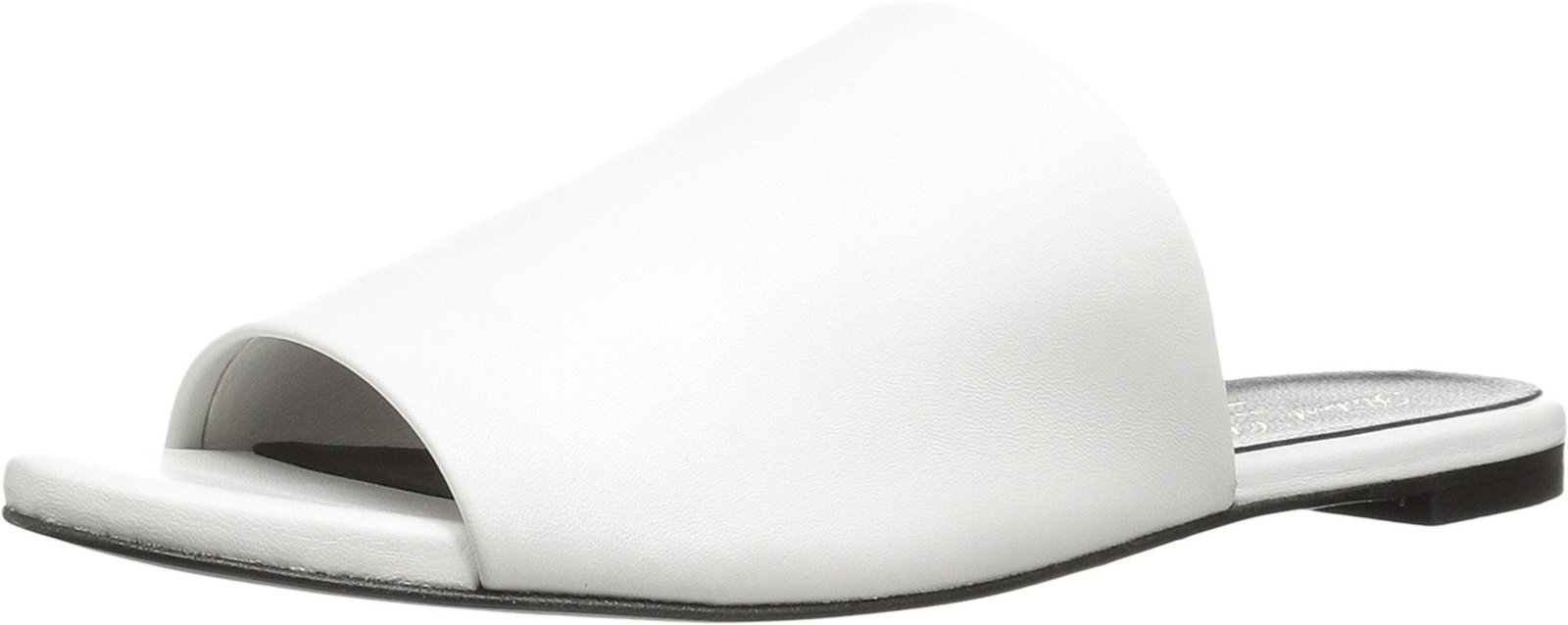 Robert Clergerie Women's Gatom White Nappa Shoe