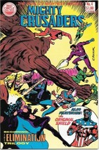 Adventures of The Mighty Crusaders Comic Book #4 Archie 1983 VERY FINE/NEAR MINT - $3.99