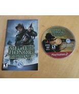 Medal of Honor: Frontline (Sony PlayStation 2, 2002) - $0.99