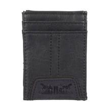 New Men's Levi's Rfid Blocking Wide Magnetic Front Pocket Wallet image 2