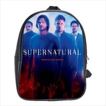 School bag supernatural bookbag  3 sizes - $38.00+