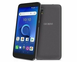 NEW Alcatel 1 | 8GB 4G LTE GSM UNLOCKED AT&T/CRICKET | T-MOBILE/METRO Smartphone