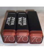 3 Cover Girl Star Wars Lipstick #70 Nude Jedi The Force Awakens Limited ... - $17.99