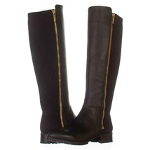 Nine West Legretto Knee-High Boots 809, Dark Brown, 5 US - $54.71
