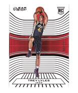 2015-16 Trey Lyles Panini Clear Vision Rookie Red /99 - Utah Jazz - $1.89
