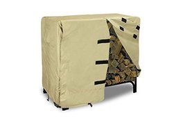 Eevelle Portofino Log Rack | Tan (Small) - $45.75