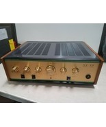 Leben CS600 integrated amp AS IS FOR PARTS OR REPAIR NO RETURNS  - $2,565.00