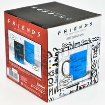 """Friends TV Series """"They Dont Know"""" Black & Blue Heat Changing Coffee Mug Cup image 4"""