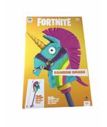 "Fortnite Unicorn Rainbow Smash Pickaxe McFarlane 39"" Life Size Horse Epi... - $59.99"