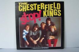 The Chesterfield Kings - Stop! Vinyl LP Record Album Mirror 10 - $61.57