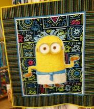 Egyptian Minion Quilt - $47.00