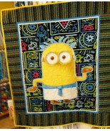 Egyptian Minion Quilt - $47.00