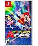 Mario Tennis Aces - Nintendo Switch [video game] - $44.33