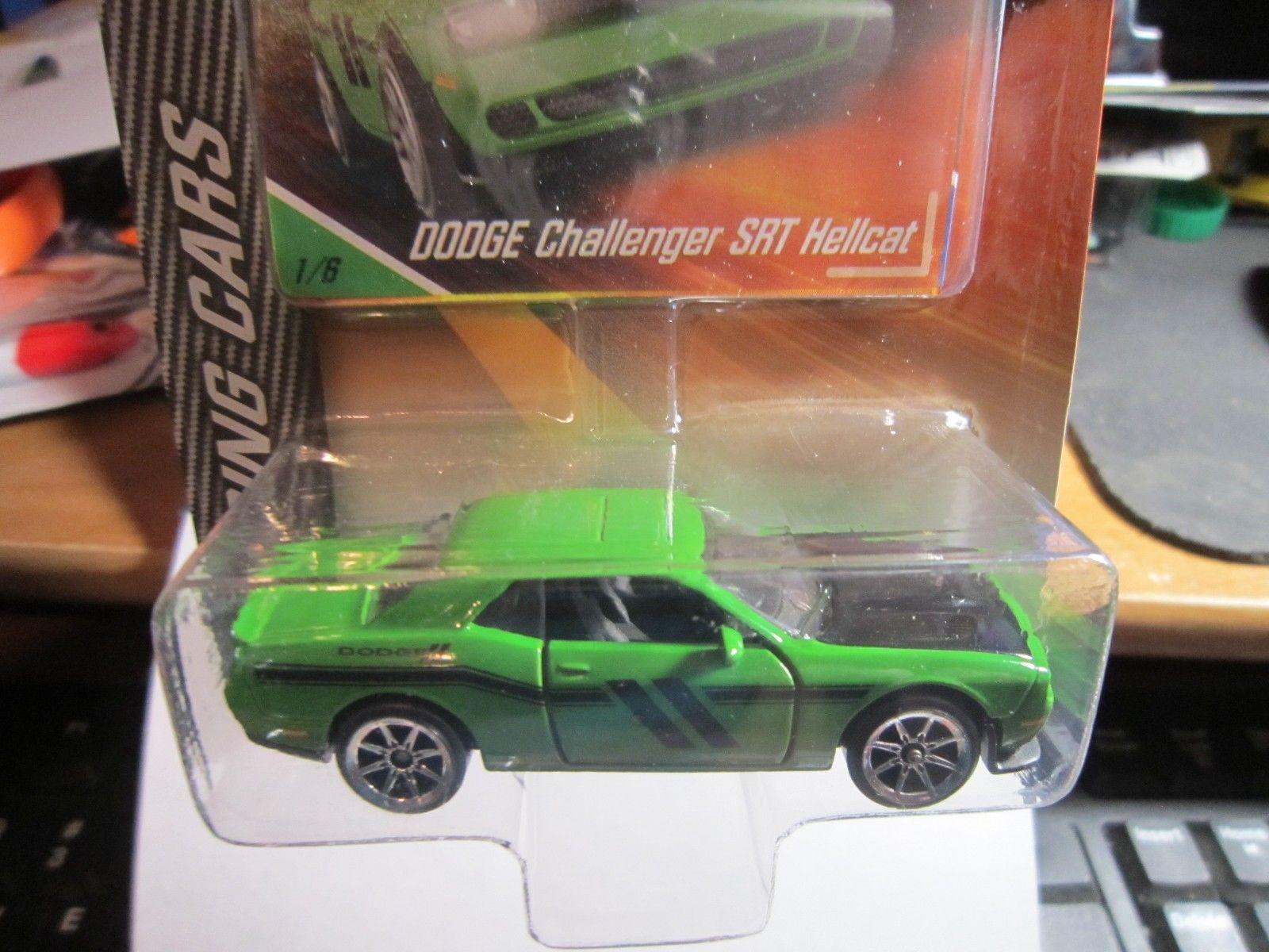 Majorette Dodge Challenger SRT Hellcat 1/8 Diecast 1:66