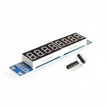 5PCS/LOT MAX7219 Led Module 8-Digit 7 Segment Digital LED Display Tube M... - $10.16